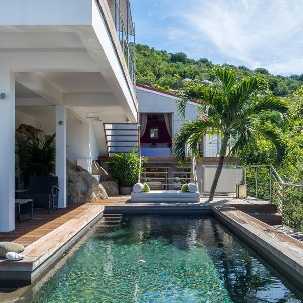Casa Roc | Ocean View - Located in Fabulous Gustavia with Private Pool, aluguéis de temporada em Gustavia