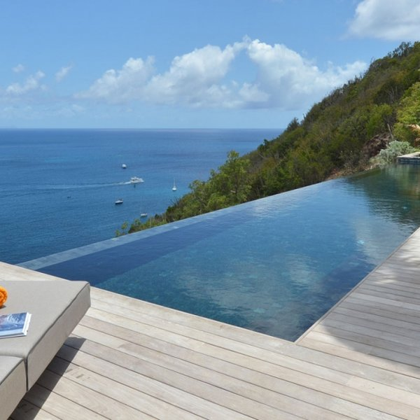 Villa Utopic | Ocean View - Located in Exquisite Corossol with Private Pool, holiday rental in Corossol