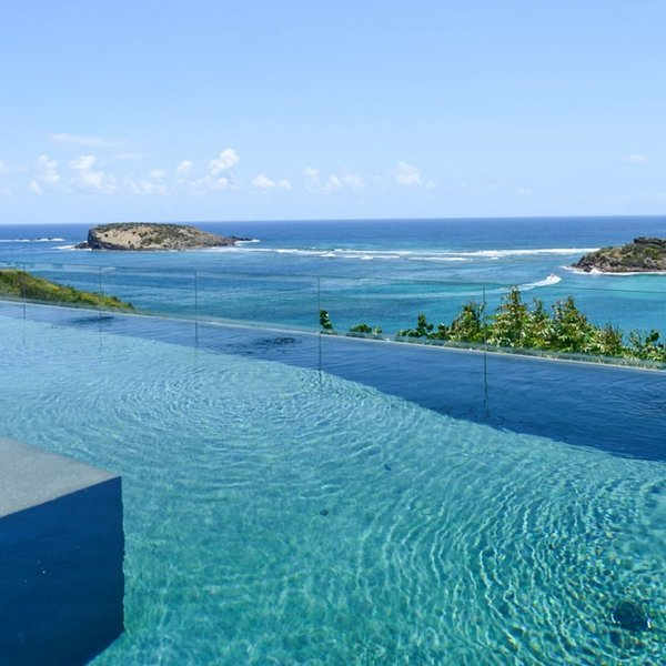 Villa Om | Ocean View - Located in Stunning Mont Jean with Private Pool, holiday rental in Marigot