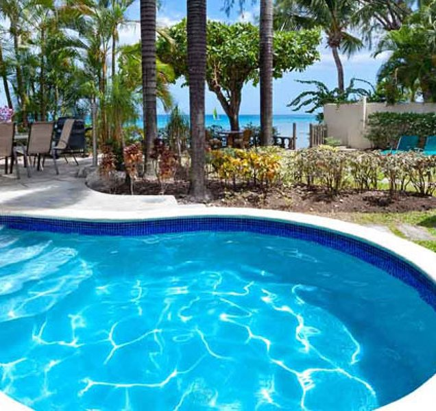 Villa Seawards | Beach Front - Located in Stunning Saint James with Private Po, vacation rental in Barbados