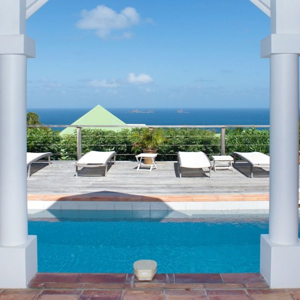 Villa Bijou | Ocean View - Located in Stunning Flamands with Private Pool, holiday rental in Anse des Flamands