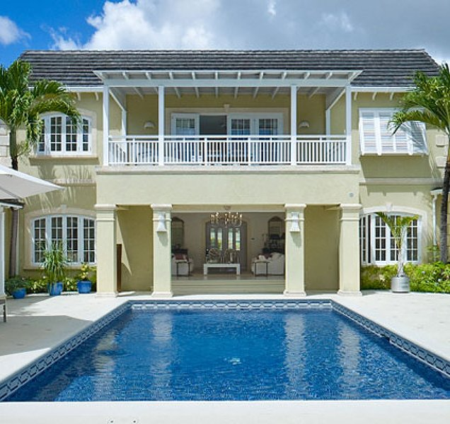Villa Tradewinds | Ocean View - Located in Beautiful Sandy Lane with Private P, holiday rental in Sunset Crest