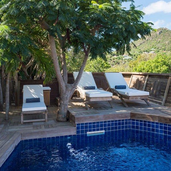 Villa Salamandres | Ocean View - Located in Magnificent Vitet with Private Poo, alquiler vacacional en Grand Cul-de-Sac