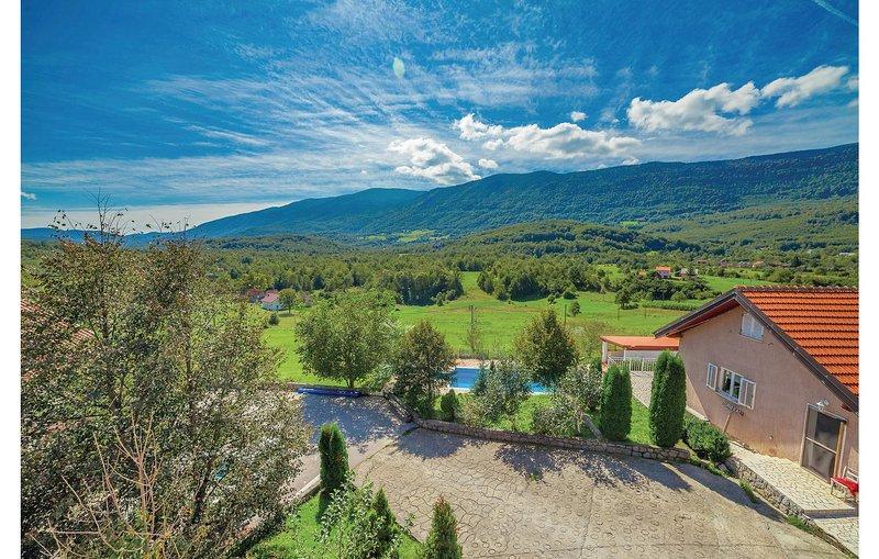 Ideaal huis voor natuurliefhebbers (CKV171), holiday rental in Lokva
