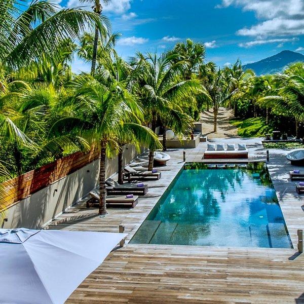 Villa K | Ocean View - Located in Beautiful Anse des Cayes with Private Pool, alquiler de vacaciones en Anse des Cayes