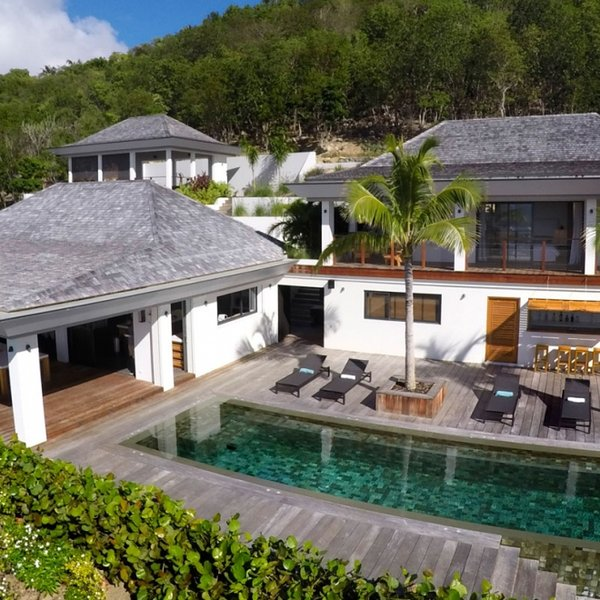 Villa Jocapana | Ocean Front - Located in Wonderful Gustavia with Private Pool, vacation rental in Lurin