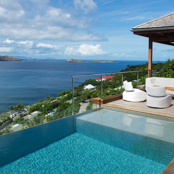 Villa What Else | Ocean View - Located in Magnificent Pointe Milou with Privat, holiday rental in Pointe Milou