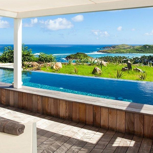 Villa Alphane | Ocean View - Located in Wonderful Mont Jean with Private Pool, Ferienwohnung in Marigot