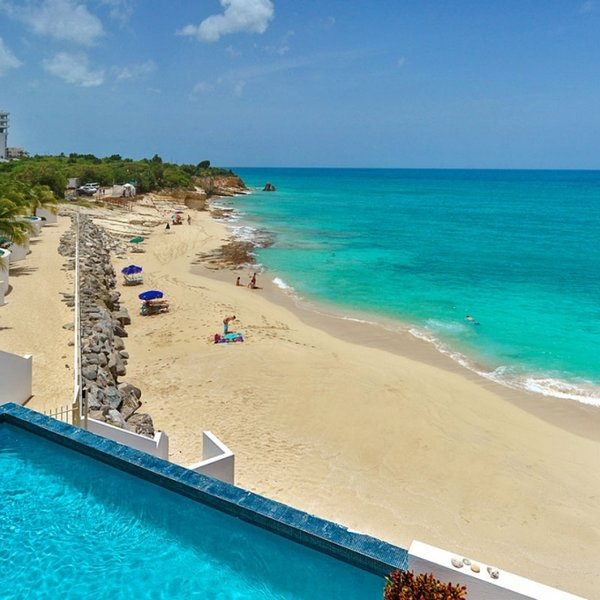 Villa Etoile De Mer | Beach View - Located in Magnificent Cupecoy with Private, holiday rental in Sint Maarten