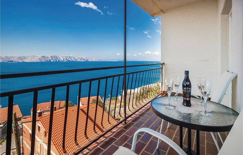 Awesome home in Senj with WiFi and 3 Bedrooms (CKV290), holiday rental in Sibinj Krmpotski