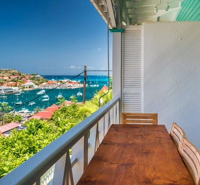 Villa Colony Club A2 | Ocean View - Located in Wonderful Gustavia with House C Chalet in Gustavia