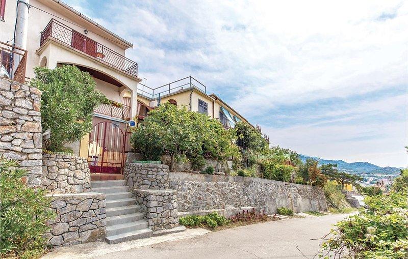 Beautiful home in Sveti Juraj with 1 Bedrooms (CKV322), location de vacances à Sveti Juraj