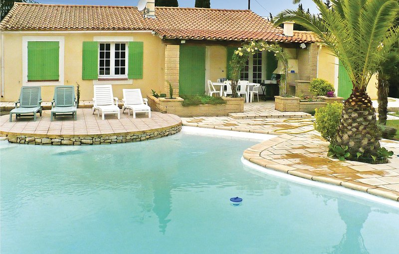 Prachtig huis voor een betoverende vakantie (FPB128), holiday rental in Vallabregues