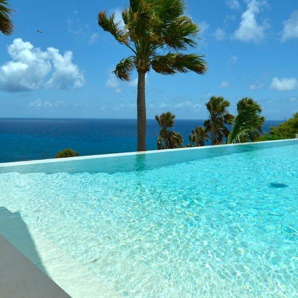 Villa Enzuma | Ocean View - Located in Exquisite Toiny with Private Pool, holiday rental in Toiny