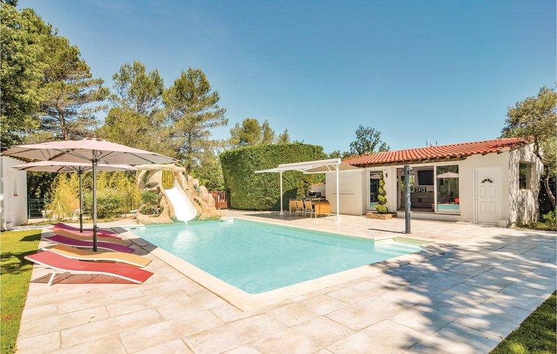 Luxe villa in omgeving van Sainte-Victoire (FPB250), holiday rental in Peynier