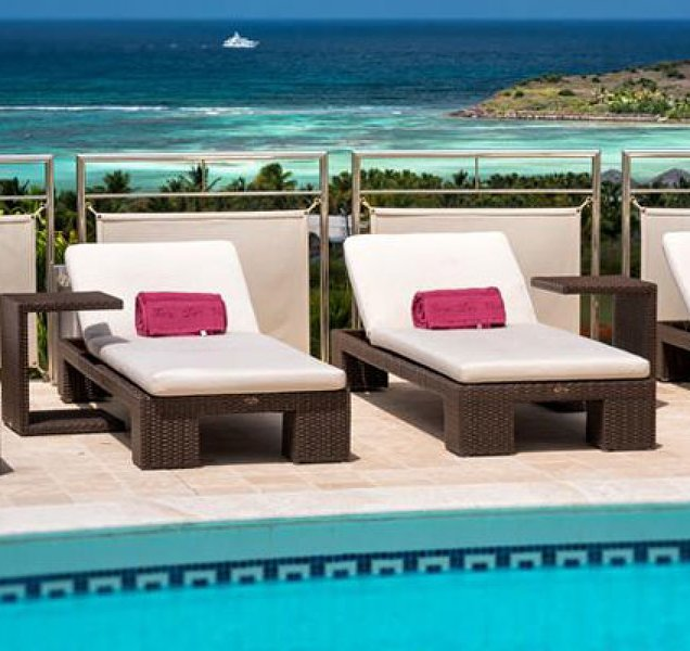 Villa La Rose Des Vents | Ocean View - Located in Wonderful Grand Cul de Sac wi, alquiler vacacional en Grand Cul-de-Sac