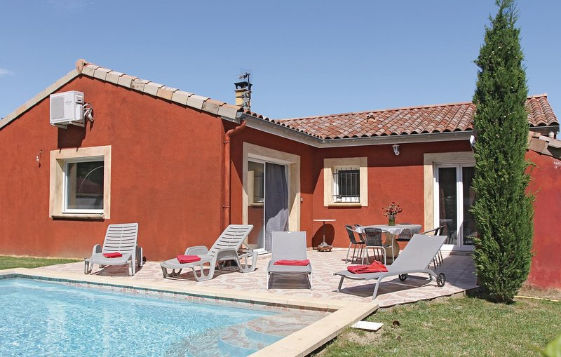 Nice home in Ancone with 3 Bedrooms (FPD163), holiday rental in Les Tourrettes
