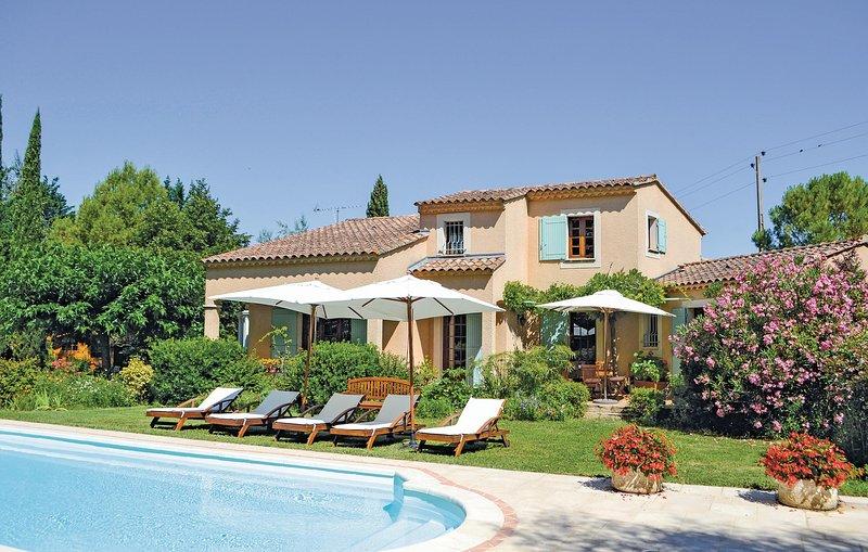 Wonderschoon verblijf met exotische tuin (FPV158), casa vacanza a Entraigues-sur-la-Sorgue