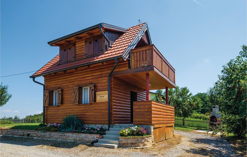 Beautiful home in Grabovnica with 0 Bedrooms (CCC115), holiday rental in Bjelovar