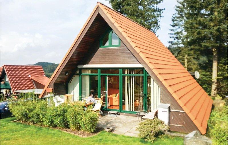 Amazing home in Langelsheim with 3 Bedrooms (DAN100), holiday rental in Langelsheim