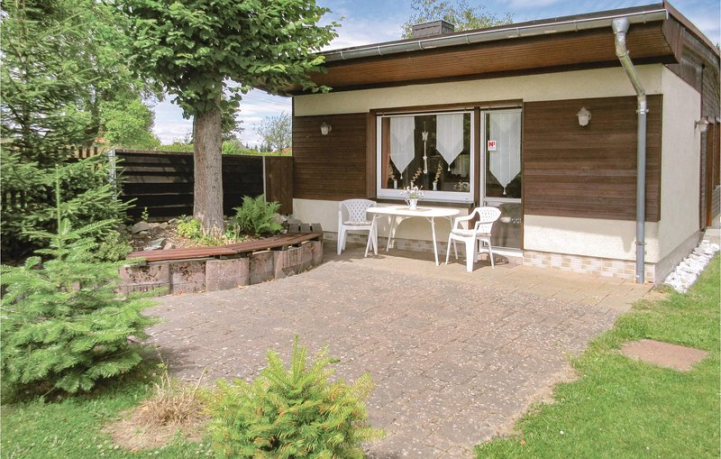 Awesome home in Stiege with 1 Bedrooms (DAN138), holiday rental in Stiege