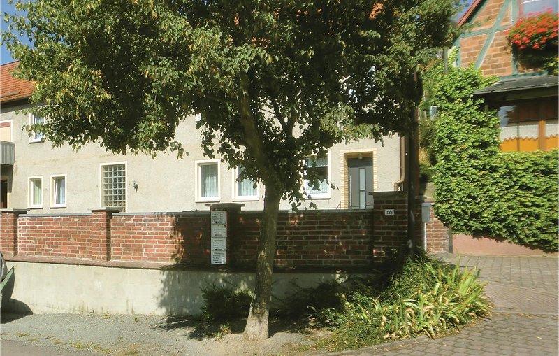 Beautiful home in Dankerode with 3 Bedrooms (DAN107), location de vacances à Stolberg