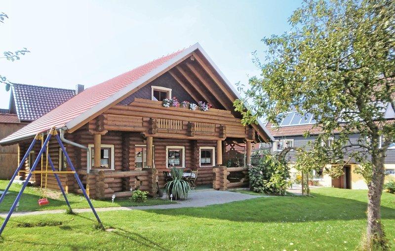 Amazing home in Harzgerode/Dankerode with WiFi and 3 Bedrooms (DAN113), casa vacanza a Bad Frankenhausen