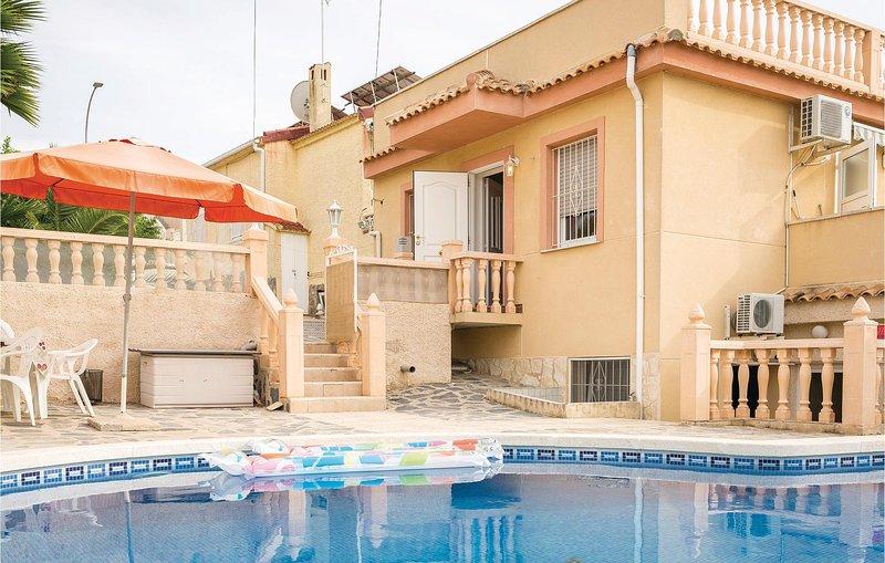 Urb.La Marina (EBL376), holiday rental in Novelda