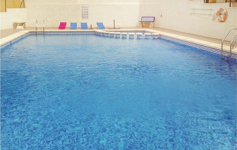 Amazing home in Rojales with 1 Bedrooms (EBL688), holiday rental in Daya Vieja