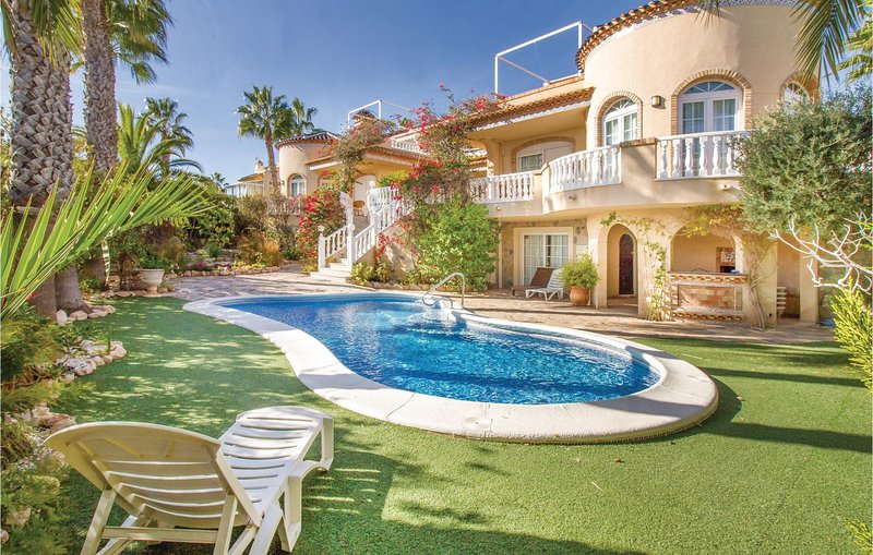 Vakantiehuis met prachtig uitzicht over de Middellandse zee (EBL712), holiday rental in Los Dolses