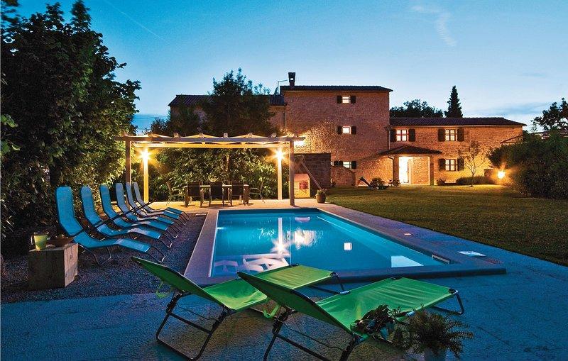 Wiejska willa z basenem na maksymalny komfort podczas urlopu (CIL060), holiday rental in Kanfanar