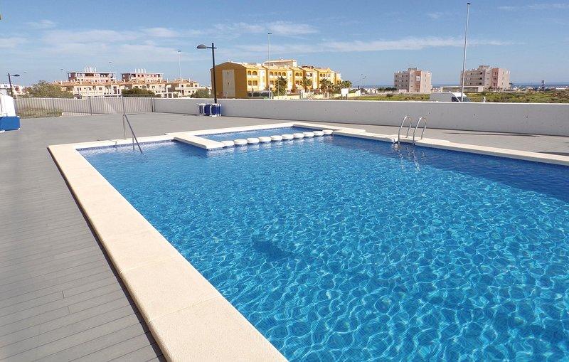 Nice home in Orihuela Costa with 2 Bedrooms (EBL871), holiday rental in Los Dolses