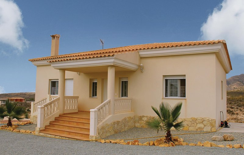 Amazing home in Monnegre with 3 Bedrooms (EBL822), holiday rental in Banyeres de Mariola