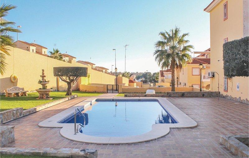 Beautiful home in Orihuela Costa with WiFi and 2 Bedrooms (EBL918), holiday rental in San Miguel de Salinas