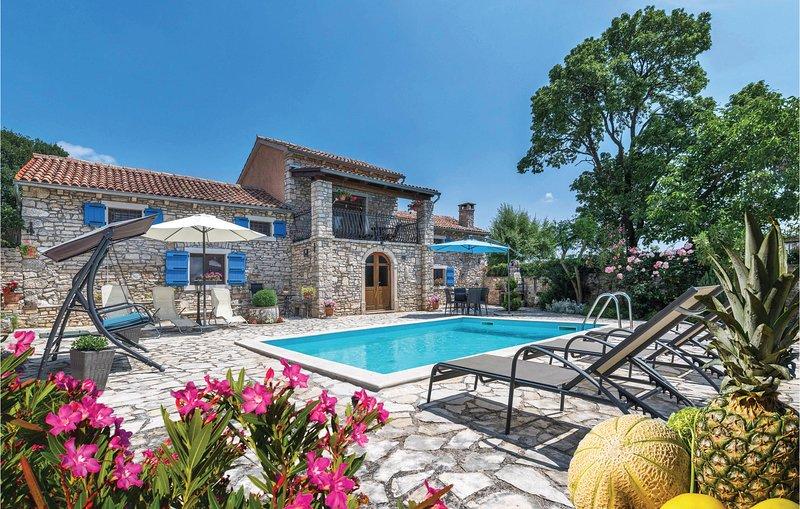 Mooi vakantiehuis aan de zuidkust van Istrie (CIL402), aluguéis de temporada em Barban