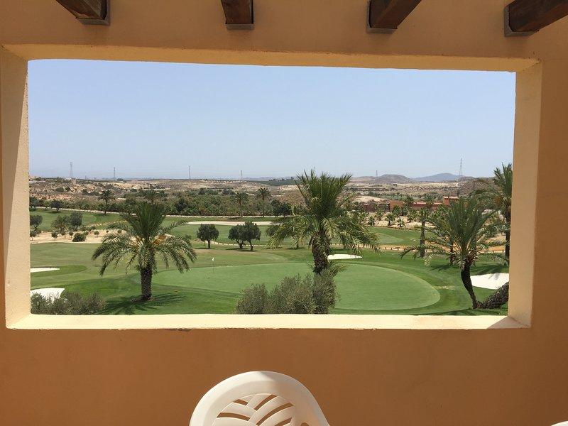 Duplex En Complejo Residencial Con Campo de Golf, location de vacances à Bedar