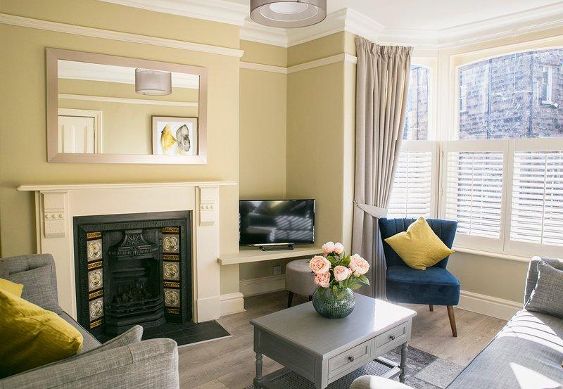 Valley Road Beautiful 4 bed house, Valley Gardens, Harrogate, Ferienwohnung in Harrogate