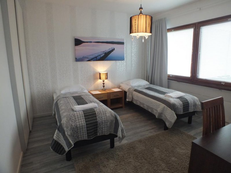 Santa's Holiday Homes - One-Bedroom Apartment B5, holiday rental in Sinetta