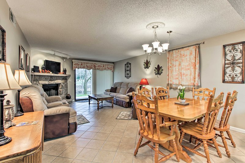 Bring the family on a relaxing getaway to this vacation rental condo!
