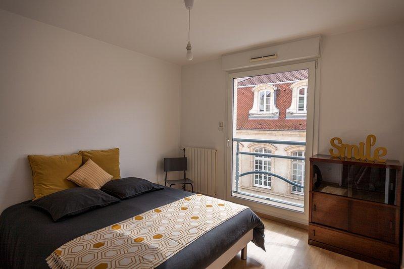 Appartement place Stan, Ferienwohnung in Vandoeuvre-les-Nancy