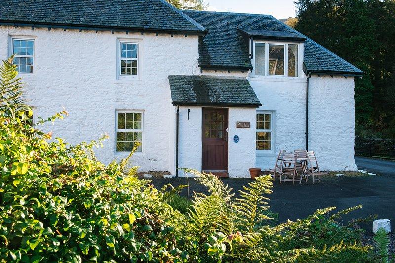 Curlew Cottage, vacation rental in Crianlarich