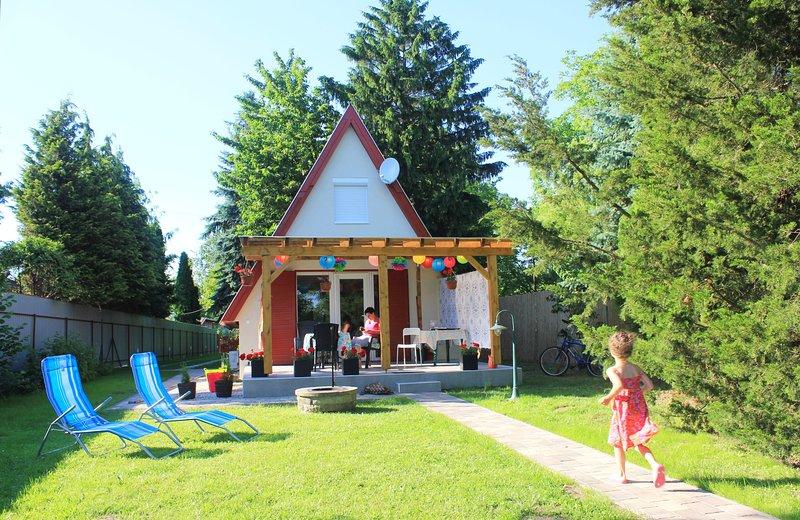 Mandala Weekend House, holiday rental in Bekes County