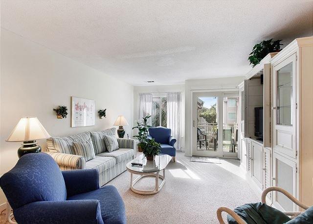 Courtside 53 - Forest Beach 2 bed, alquiler de vacaciones en Hilton Head