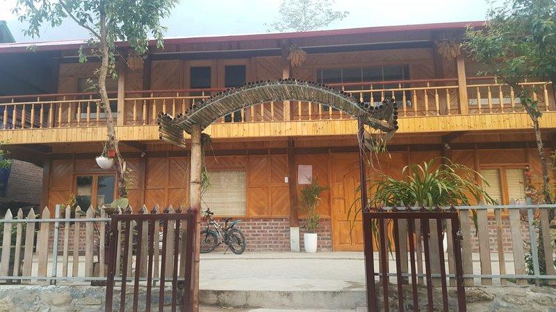 Sisi's Secret Escape, holiday rental in Lao Cai Province