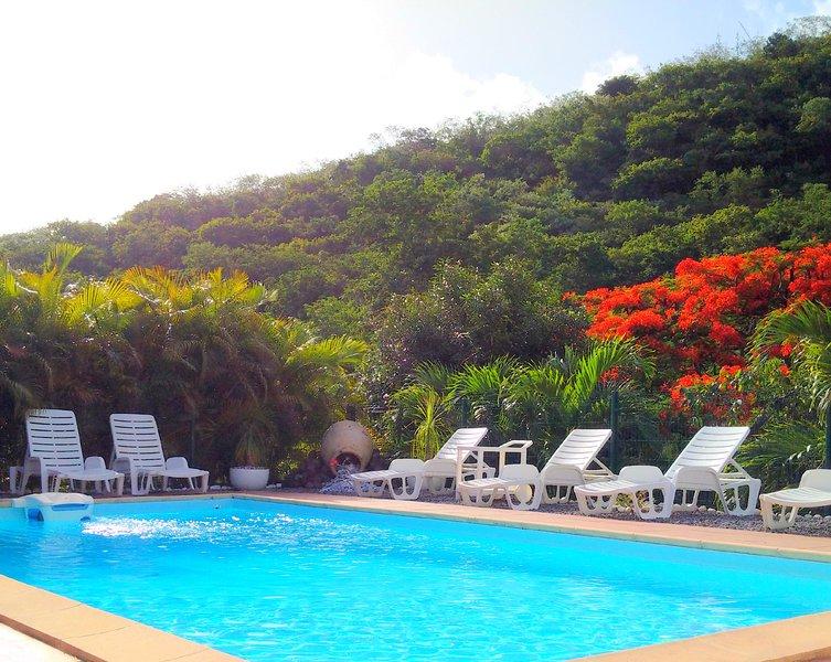Villa Nature Paradise Martinique****, location de vacances à Le Diamant