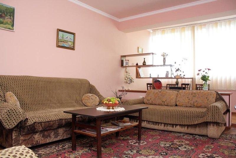 Mariam Apartment, location de vacances à Tsakhkadzor