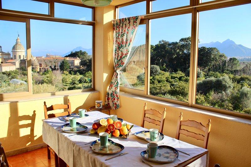 Appartamento 'Dom', vacation rental in Santa Flavia