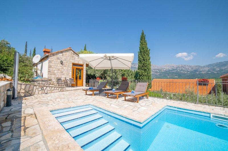 Villa Lucija, holiday rental in Zastolje