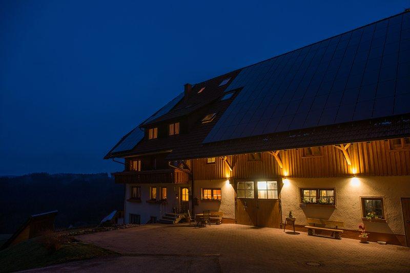 Erlebnis- & Familienbauernhof Haberjockelshof, vacation rental in Furtwangen