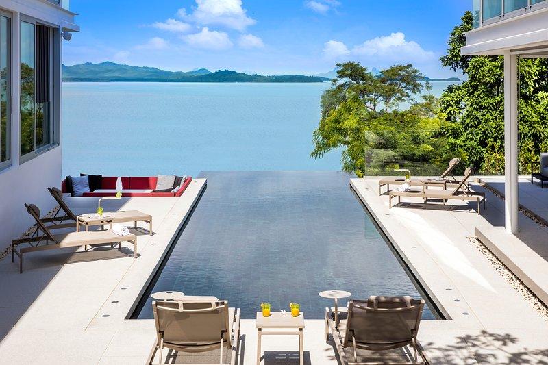 Villa Assava Phuket - Pool Area